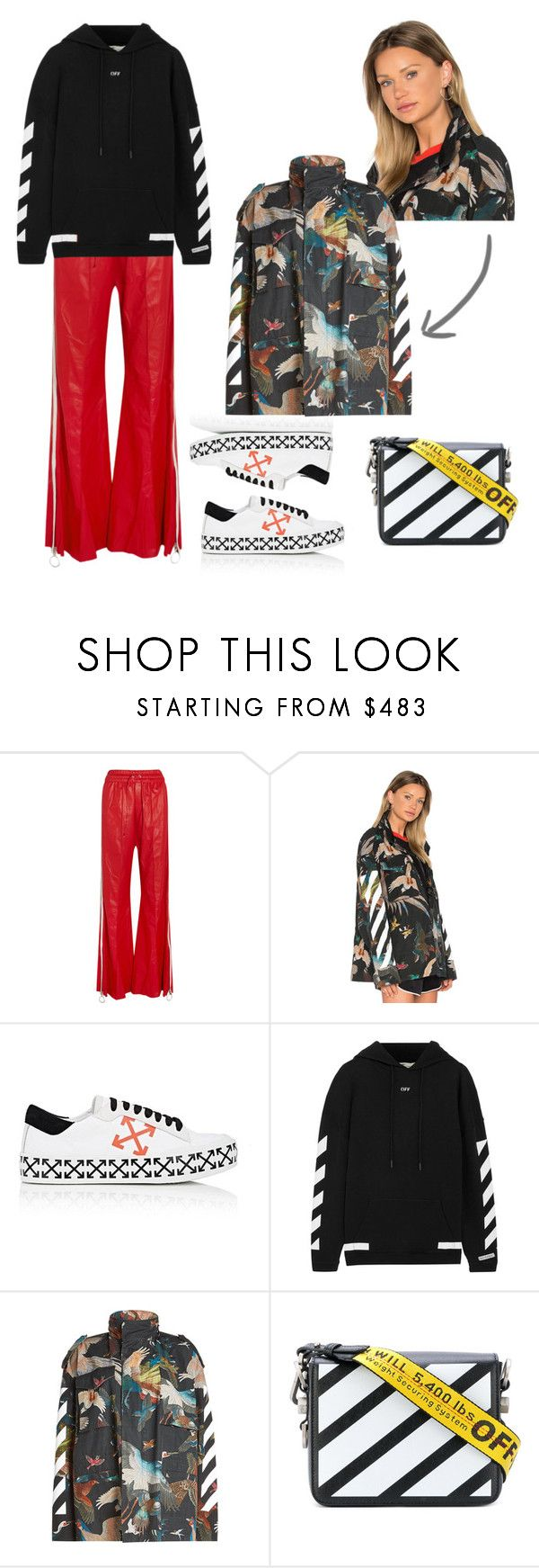 Total look - Off-White by repriza on Polyvore featuring мода and Off-White