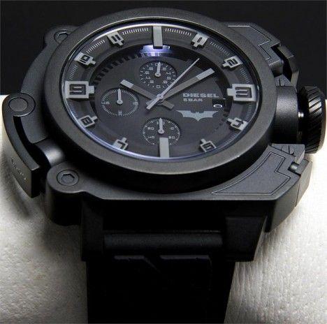 Batman Diesel Watch