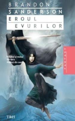"""""""Un apogeu dramatic şi surprinzător… Saga lui Sanderson are personaje complexe şi o intrigă fascinantă, punând întrebări serioase despre loialitate, credinţă şi responsabilitate.""""  Publishers Weekly"""