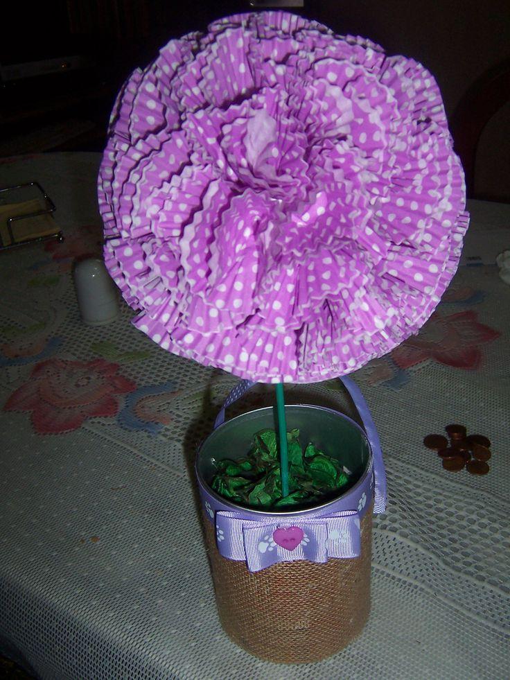 Esfera color lila