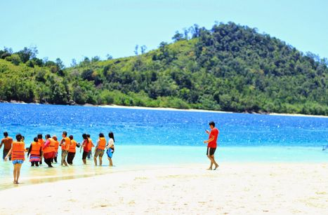 Descriptive Text : 'Pulau Pahawang' Dalam Bahasa Inggris Beserta Artinya - http://www.sekolahbahasainggris.com/descriptive-text-pulau-pahawang-dalam-bahasa-inggris-beserta-artinya/