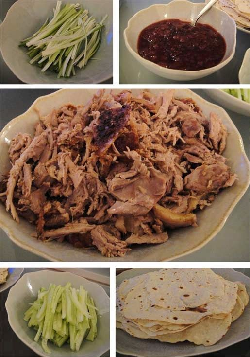 Recipe For Chinese (Peking) Crispy Duck Pancakes And Plum Sauce - Simply The…