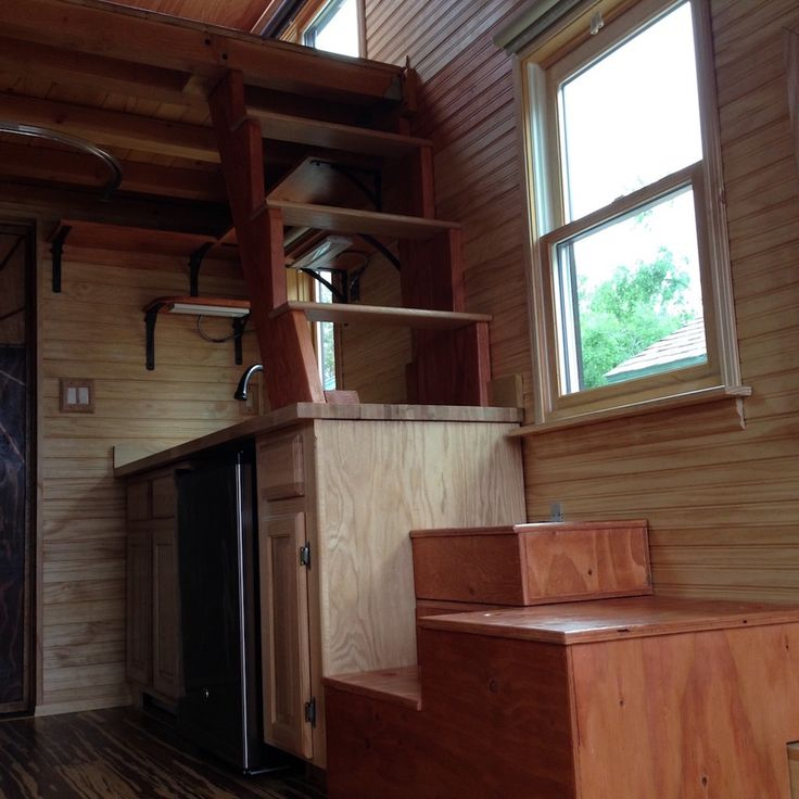 Inside Mansion Of Kirkwood: 1000+ Images About Tiny House Stairs & Ladders On