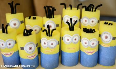 Minion Games - Nerf and Bowling