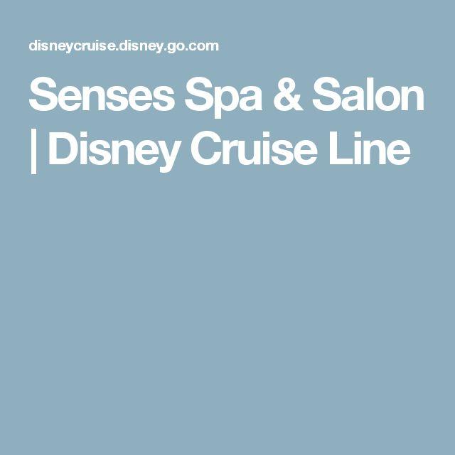 Senses Spa & Salon | Disney Cruise Line