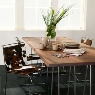 Cowhide Chair Design, Pictures, Remodel, Decor And Ideas