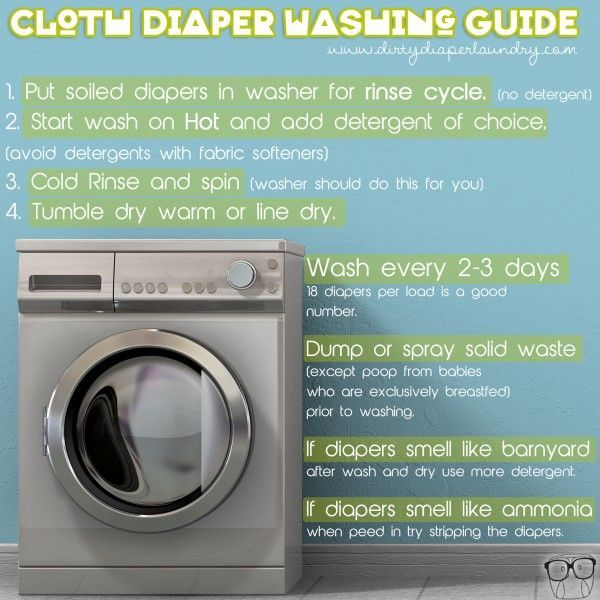 Simple cloth diaper washing instructions- each family will need to find their own way but this is a foundation for perfect cloth diaper washing routine.                                                                                                                                                      More