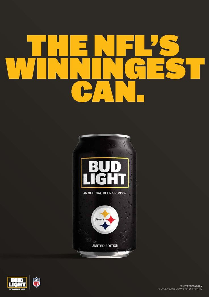 Black and gold and cold. That's how the Pittsburgh Steelers do it.