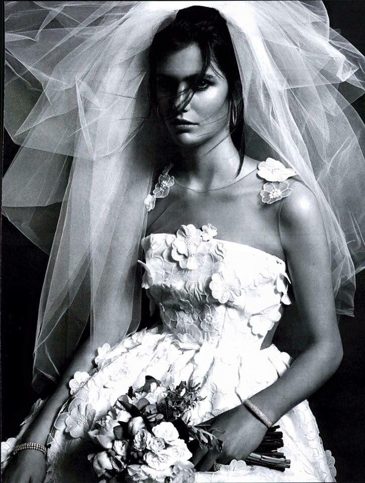 Publicado en Vogue Novias Vestido Alicia Rueda
