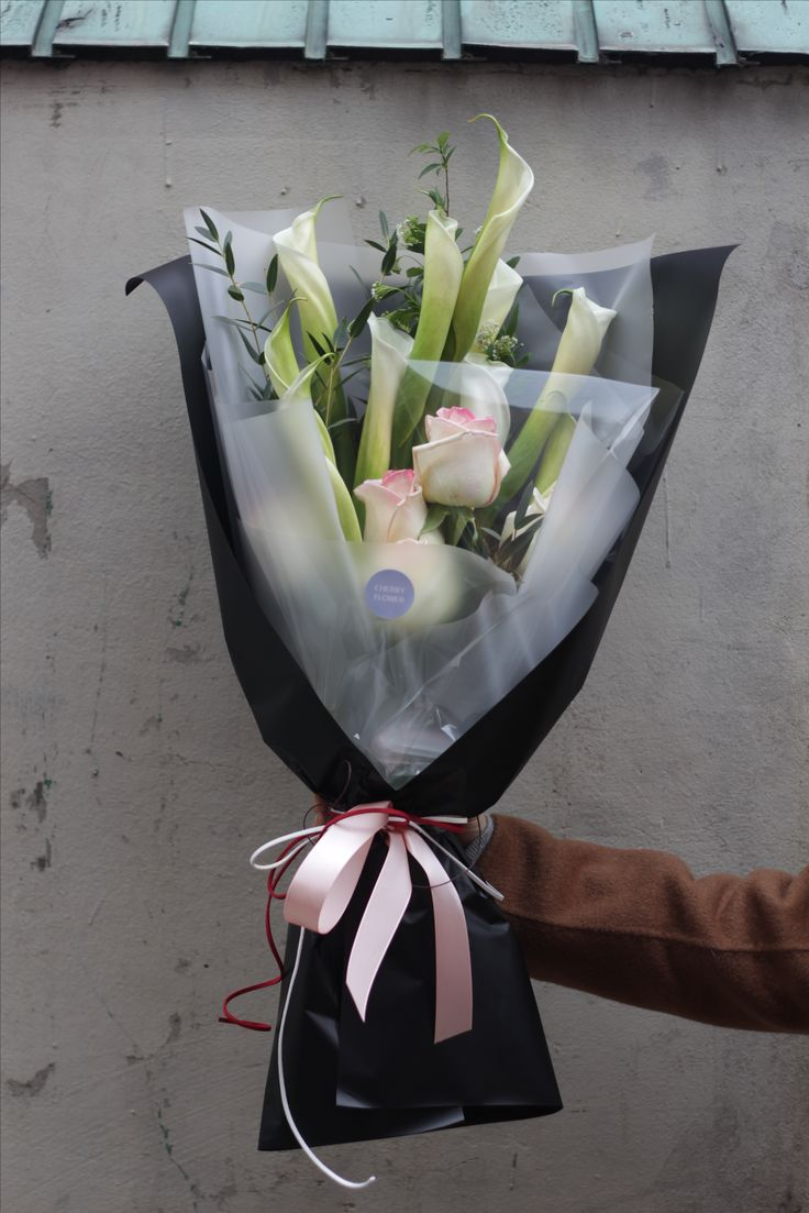 Korea ... graduation bouquet