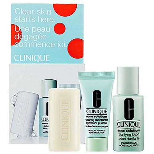 Clinique Anti Blemish Solutions Set ::