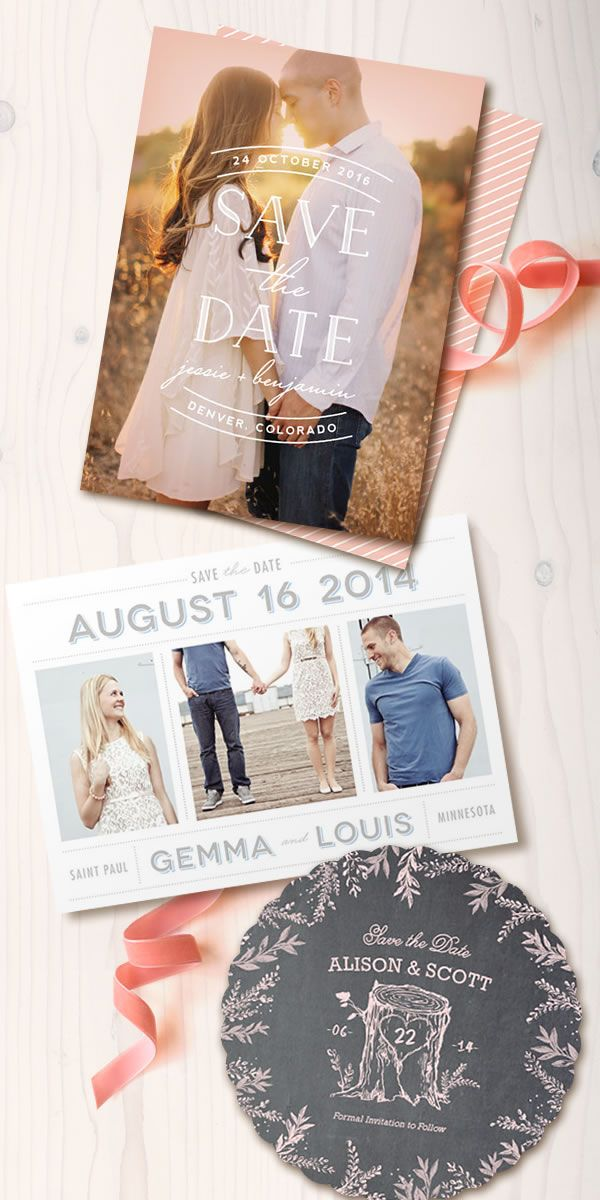 cruise wedding save the date announcement%0A Gorgeous ideas for Save the Date cards