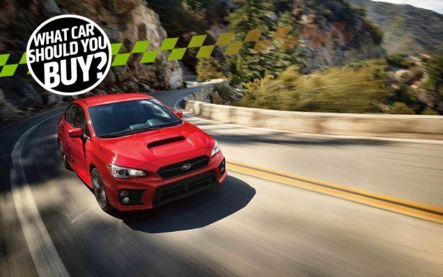 My Subaru WRX Is Cursed! What Car Should I Buy?: Geoff has