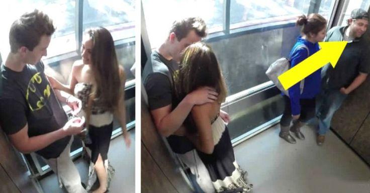 Μπήκε στο Ασανσέρ, τον Χούφτωσε στα… και άρχισε να τον Φιλάει με Πάθος. Αυτό που Ακολούθησε, θα σας Σοκάρει! Crazynews.gr