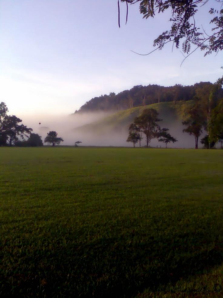 Cool Morning @ Port Douglas
