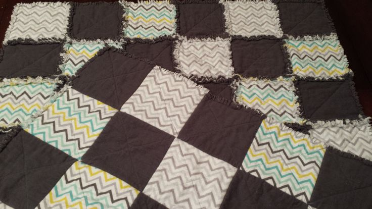 Homemade Baby Rag Quilt; Baby Quilts for Sale; Homemade Quilts; Flannel Baby Rag Quilt; Gender Neutral Quilt; Homemade Baby Shower Gifts by Loveesandsewon on Etsy https://www.etsy.com/listing/228101117/homemade-baby-rag-quilt-baby-quilts-for