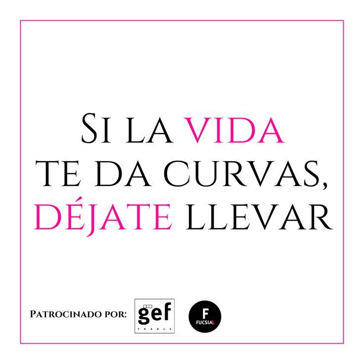 Gef y Fucsia pensamos que las curvas son un sexappeal que nos hace diferentes. ¡No tengas miedo de lucir tu talla! #geffrance