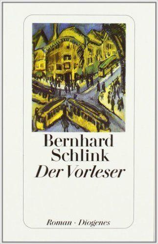 Der Vorleser: Amazon.de: Bernhard Schlink: Bücher