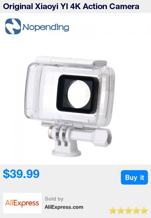 Original Xiaoyi YI 4K Action Camera Waterproof Case Diving 40m Powerful Operating Temperature Camera Accessories * Pub Date: 18:01 Sep 5 2017