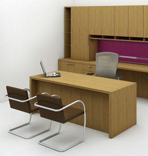 Knoll Reff Profiles Private Office