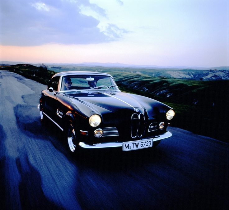BMW 503 (wishes and impossible become possible with this car)