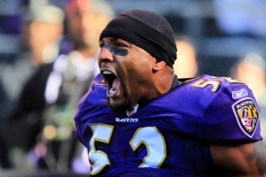 Ray Lewis' Retirement Announcement Couldn't Come At A Better Time