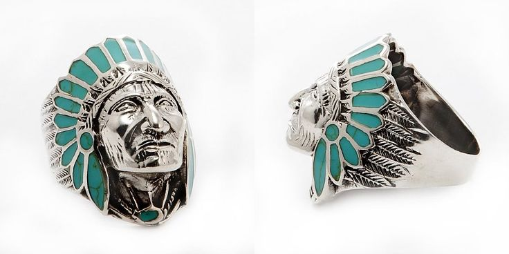 Turquoise in Native American Indian Jewelry