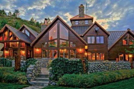 Multi Million Dollar Luxury Estate Homes   Tiny house floor plans moreover 12x24 lofted barn cabin floor plan.
