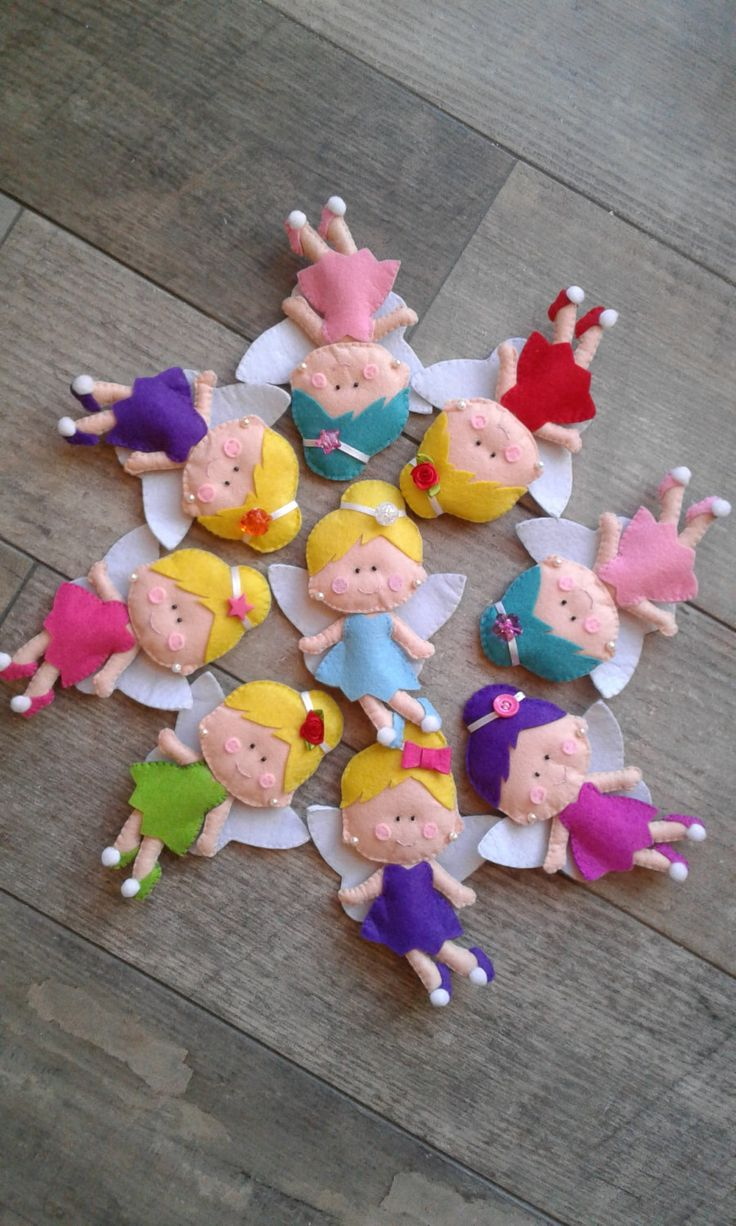 Light and tender, bright and stylish fairy by YunaCreative on Etsy