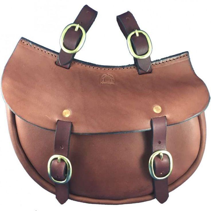 TTS Saddle Bag Handmade in the shop! $150.00