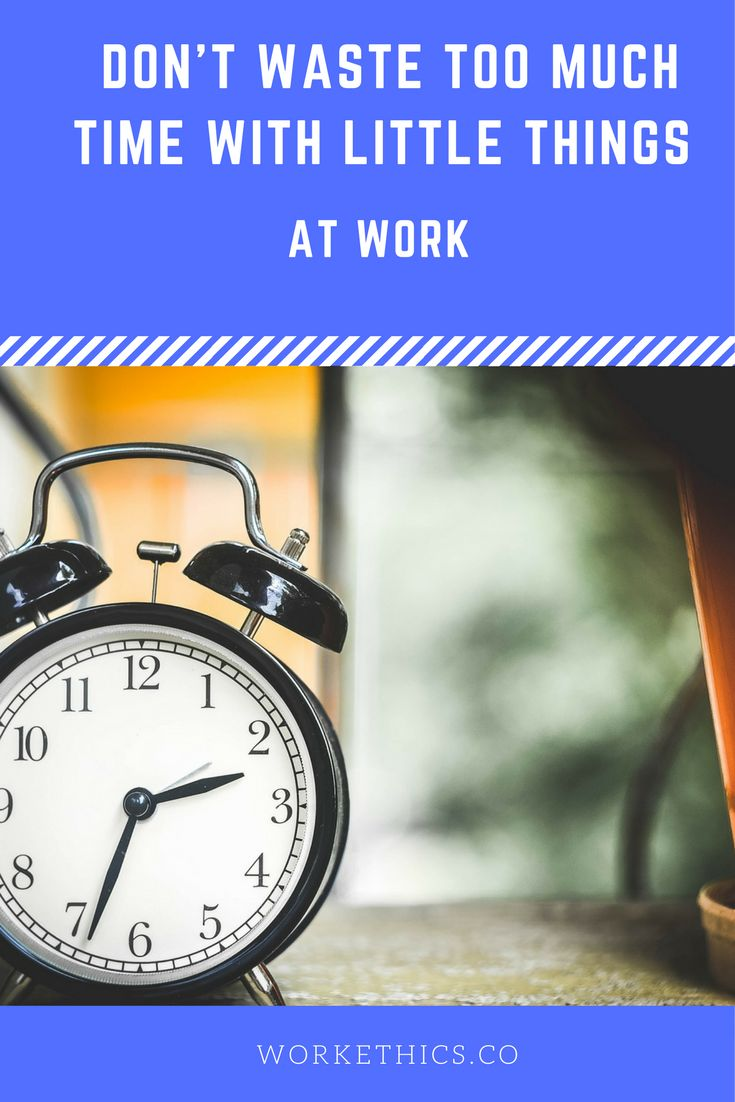 While working, we tend to lose ourselves with little things that bring less productivity or any visible result