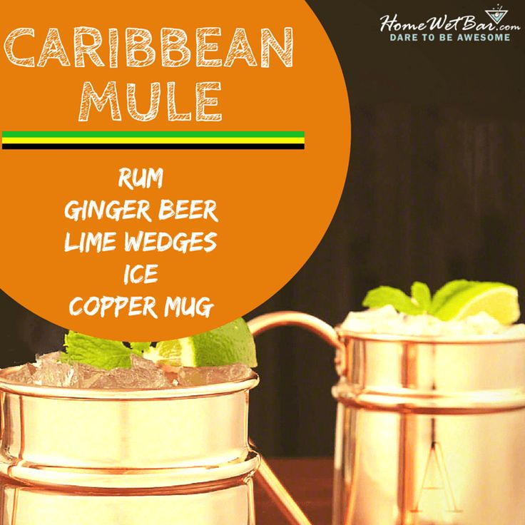 While there's a lot to love about the original mule cocktail, variety is the spice of life. So there's good reason to expand your recipe collection to include a variety...