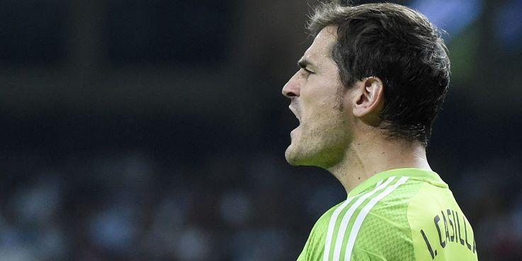 Penjaga Gawang Real Madrid – Iker Casillas terus mencatat sejarah penjaga gawang untuk Real Madrid.