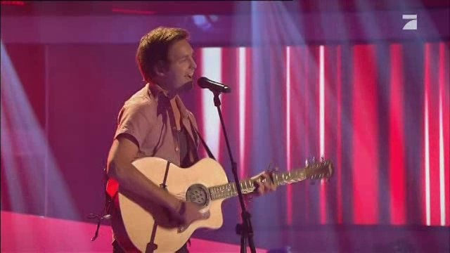 """The Voice of Germany: Nick Howard """"I Won't Give Up"""" by Lena Gray. Blind Auditions - The Voice of Germany: Nick Howard """"I Won't Give Up"""""""
