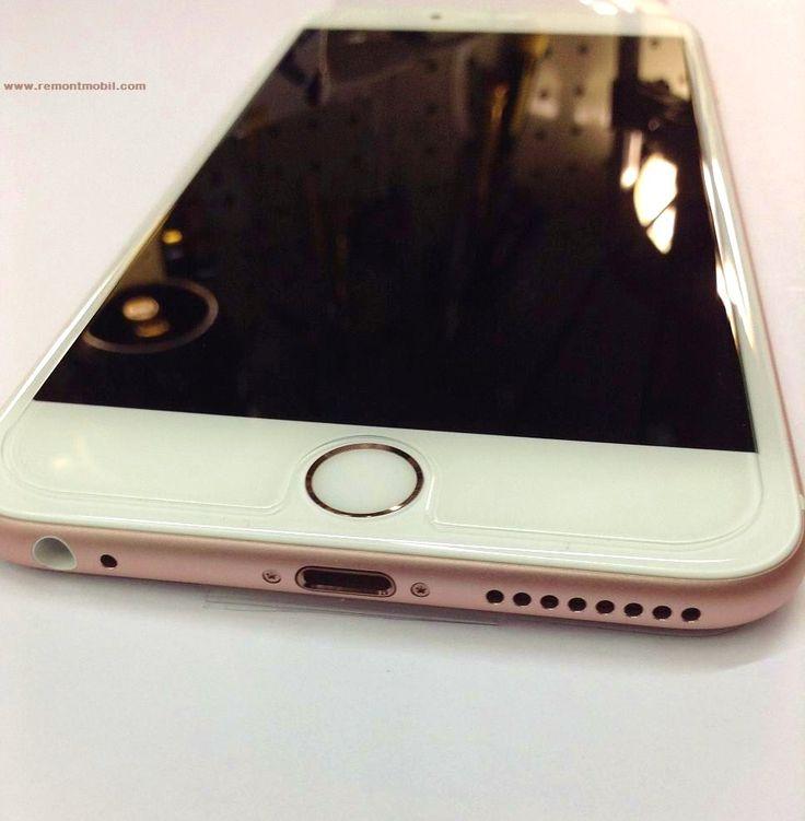 Замена дисплея iPhone 6S ☎ +7(916)514-63-30 Стоимость замены 14900 руб В стоимость входит цена запчастей и работа.