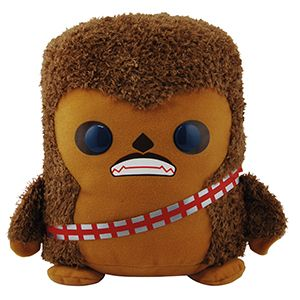 Chewbacca Plush Toys Inspired by Disney's epic space opera, Star Wars