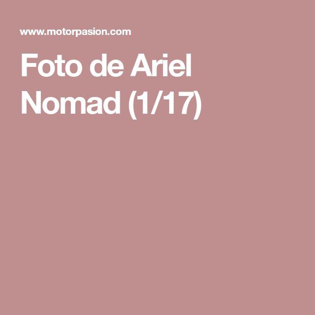 Foto de Ariel Nomad (1/17)
