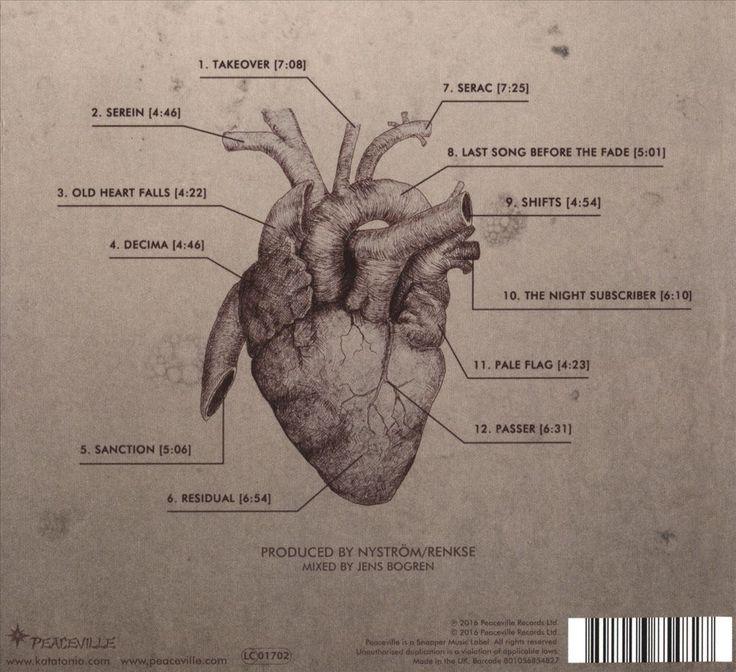 The Fall of Hearts - Katatonia   Songs, Reviews, Credits   AllMusic