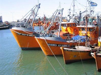 Puerto de Mar del Plata Argentina