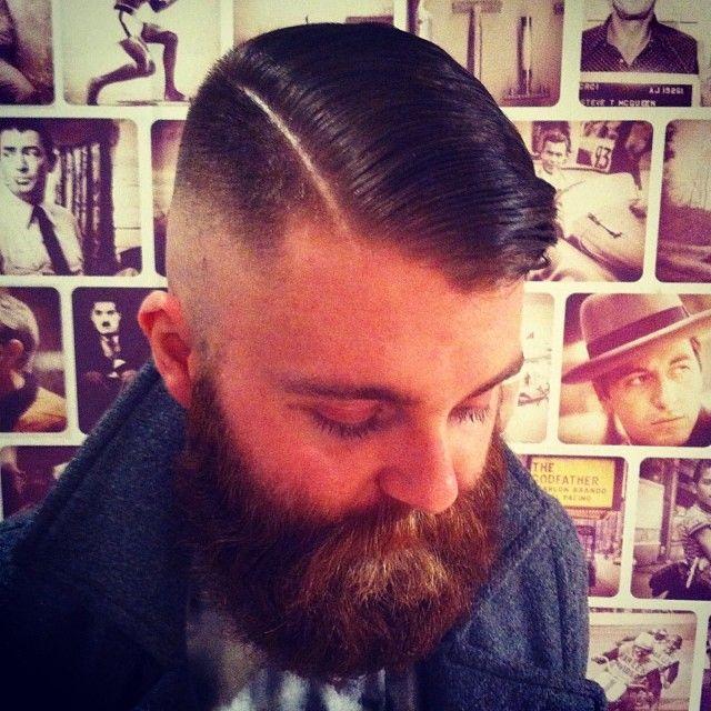 23 best images about barber shop on pinterest gentleman men 39 s haircuts and shaving. Black Bedroom Furniture Sets. Home Design Ideas