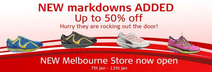 MBT AU Markdowns Added Offer! Get Up To 50% Off on MBT Shoes