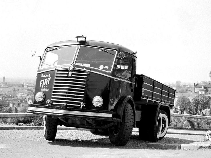 Fiat 680N 3 assi