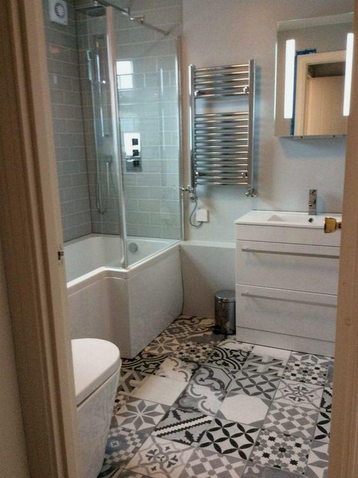 30 Pretty Bathroom Floor Tile Ideas 00007 Funky Bathroom Small Bathroom Tiles Bathroom Floor Tile Patterns
