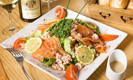 Salade au choix pour 2 ou 4 personnes dès 11,50 € au Ch'ti Charivari de Bethune