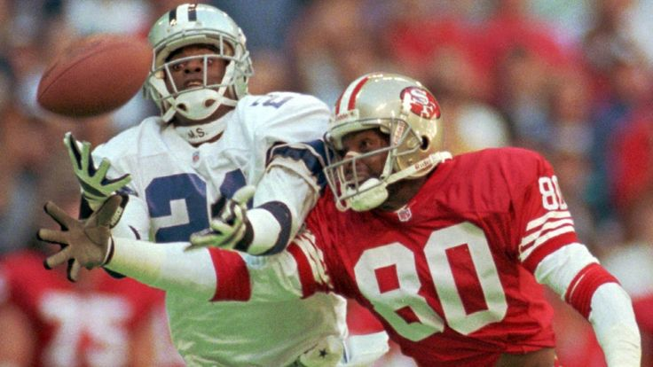 Jerry Rice: A Football Life - Rivalry with Deion Sanders