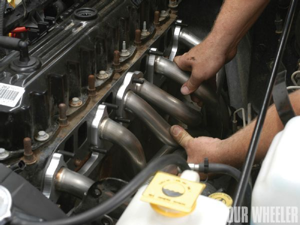 jeep Wrangler Tj Weaknesses Fixes exhaust Manifold Photo 33657915