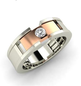 Customized stylish diamond jewelry for men | Tastes Magazine