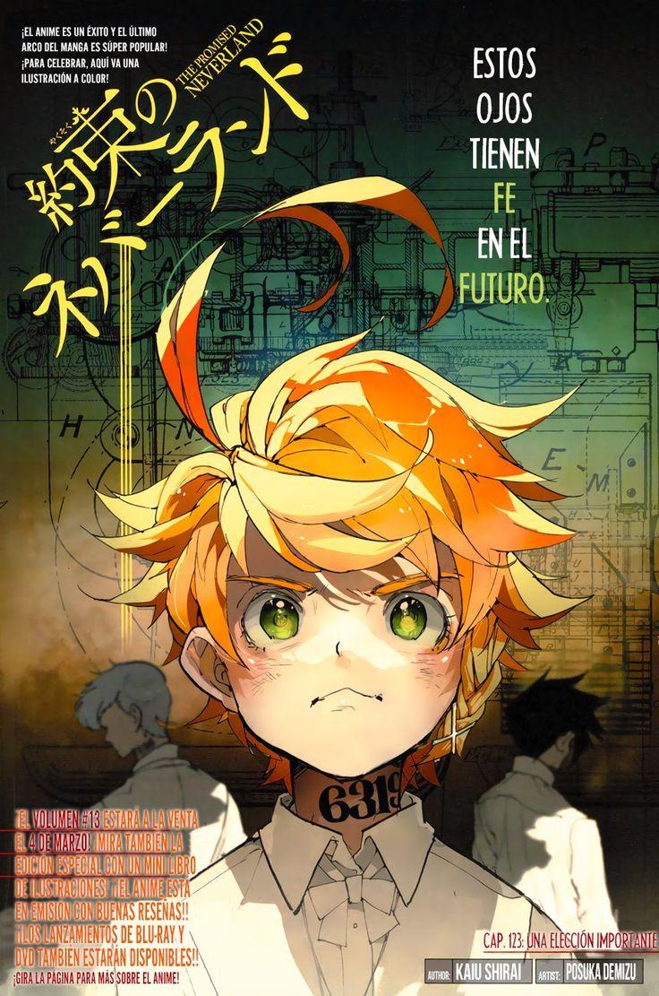 The Promised Neverland Capitulo 123 Manga Online Español ...