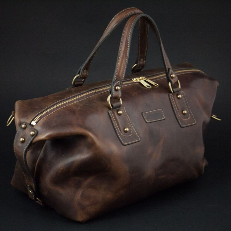 CORONADO HORWEEN LEATHER BOSTON BAG - THE LODGE - 1