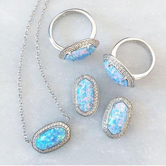 Dreaming in Opal. Shop @kendra_scott at kkbloomboutique.com! @kkbloomboutique